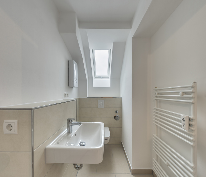 3 dachgeschosswohnungen mars architekten for Innenraum design berlin