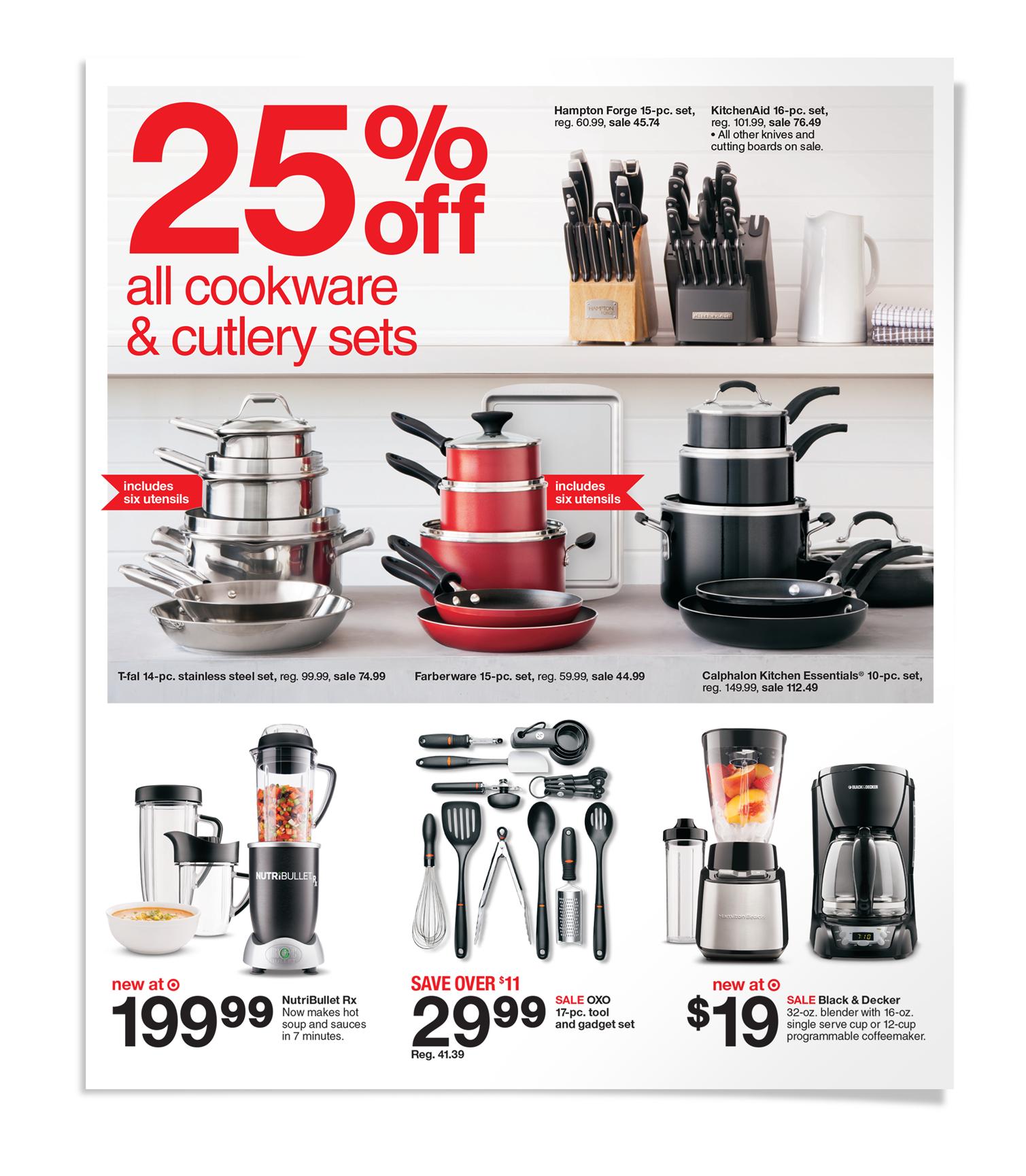 Target Weekly Ad | Spreads - ELIZABETH KIMBLE | Art Director + Designer